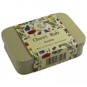 Chest Rub | Natural Baby Chest Rub