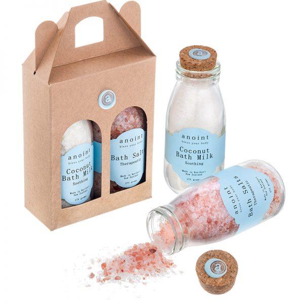 Bottle Box Gift Set | Anoint Skincare