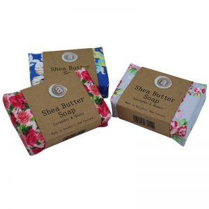 Shea Butter Soap | Palm Oil Free Soap For Natural Skin Care