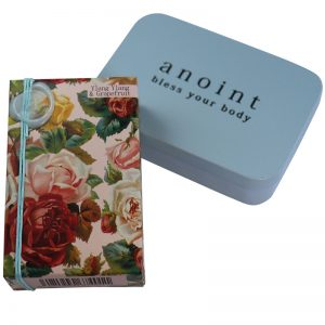 Ylang Ylang & Grapefruit Lotion Bar & Tin Set