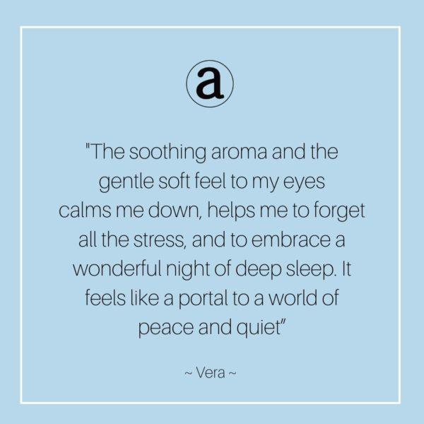 Anoint Aromatherapy Eye Pillow   Facial