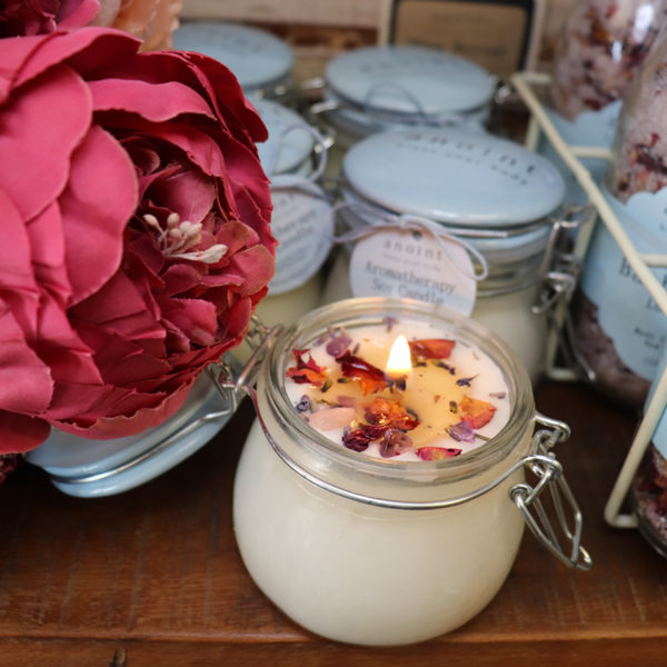 Anoint Aromatherapy Candle   Bath
