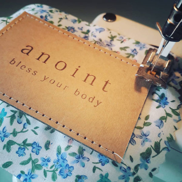 Anoint Gift Label   Gift Sets