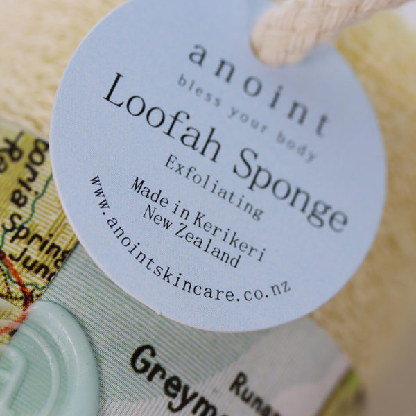 Anoint Loofah Sponge   Bath