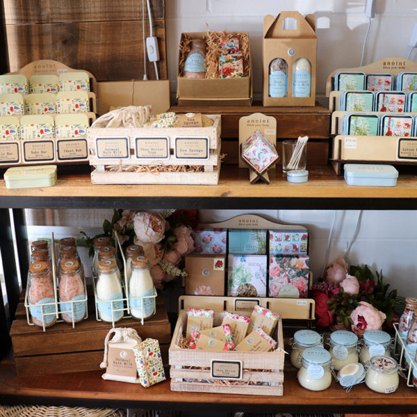 Anoint Retail Display | Anoint