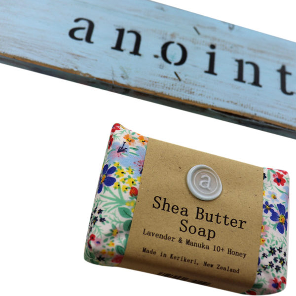 Anoint Shea Butter Soap | Soap