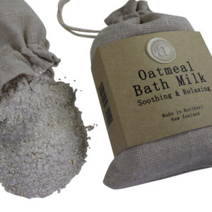 Oatmeal Bath Milk